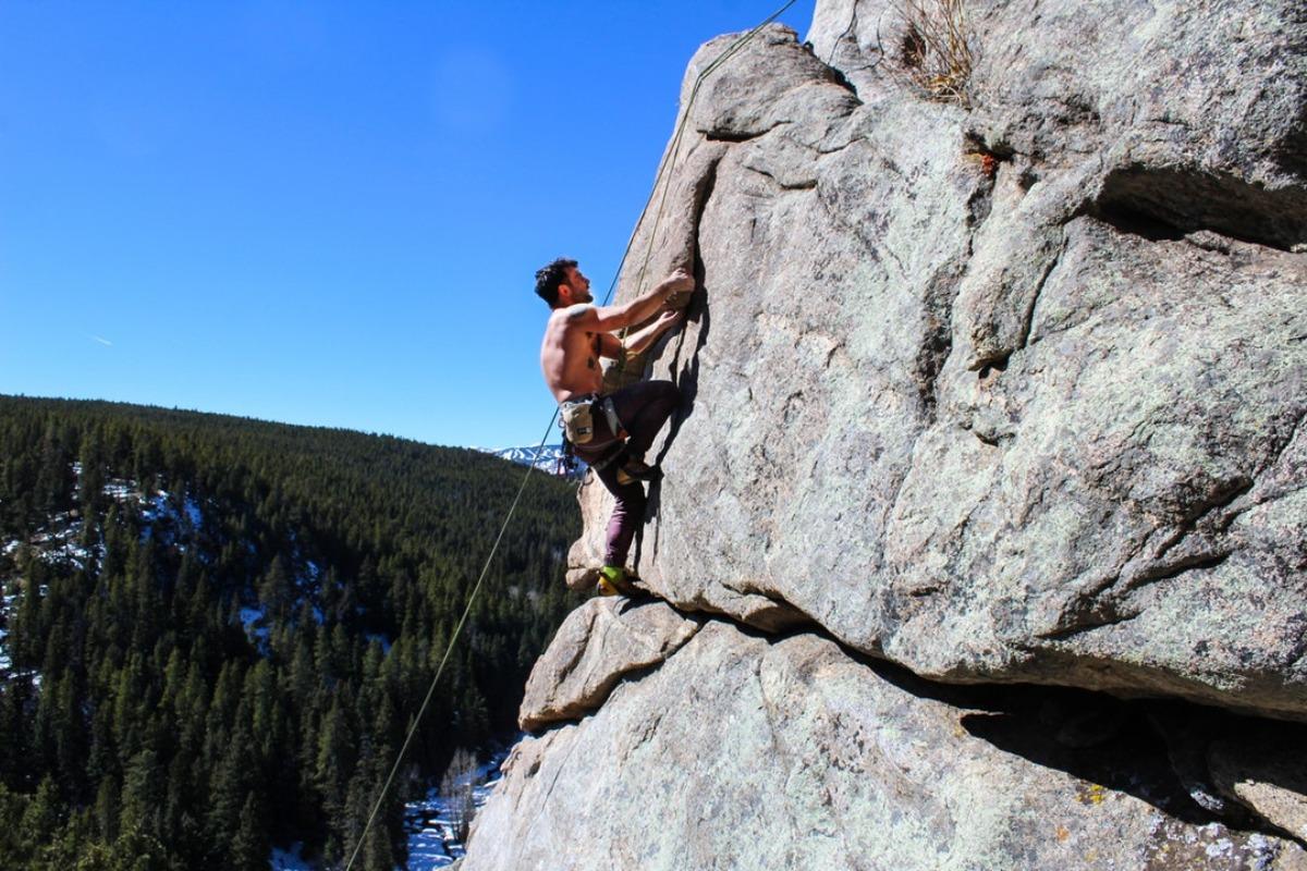 Kletterausrüstung Verstauen : Nötige ausrüstung fürs klettern outdoorwelt24.de
